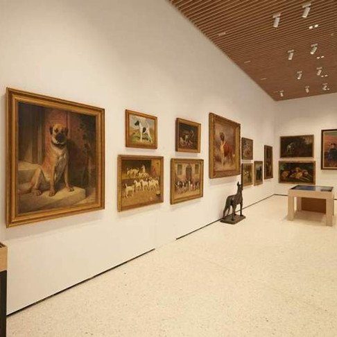 Museum Of The Dog Open In New York With World's Biggest Canine Fine Art Collection