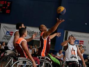 Primeira edição da Copa Brasil de Basquete 3x3 reúne 120 atletas em Salvador