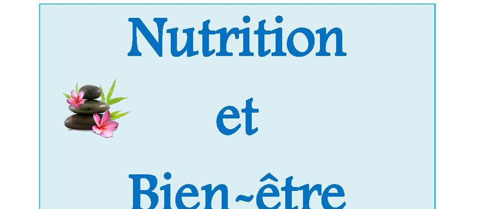 Matinée Nutrition et bien-être.