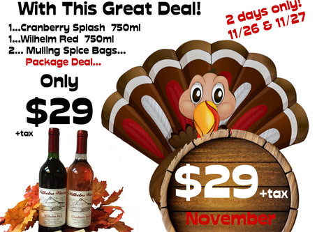 """SPICE UP"" YOUR THANKSGIVING-2 DAYS ONLY"