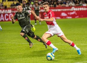 Monaco 1 - 0 DFCO : Dijon se heurte au Rocher