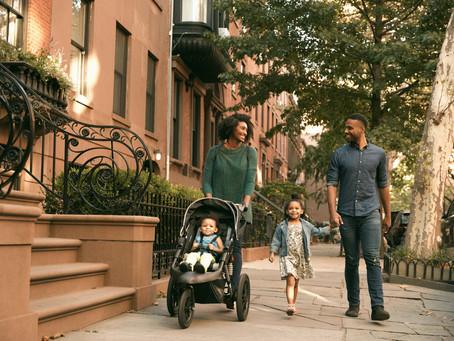 City Strolls: Fuss-Free Universal Stroller Organizers