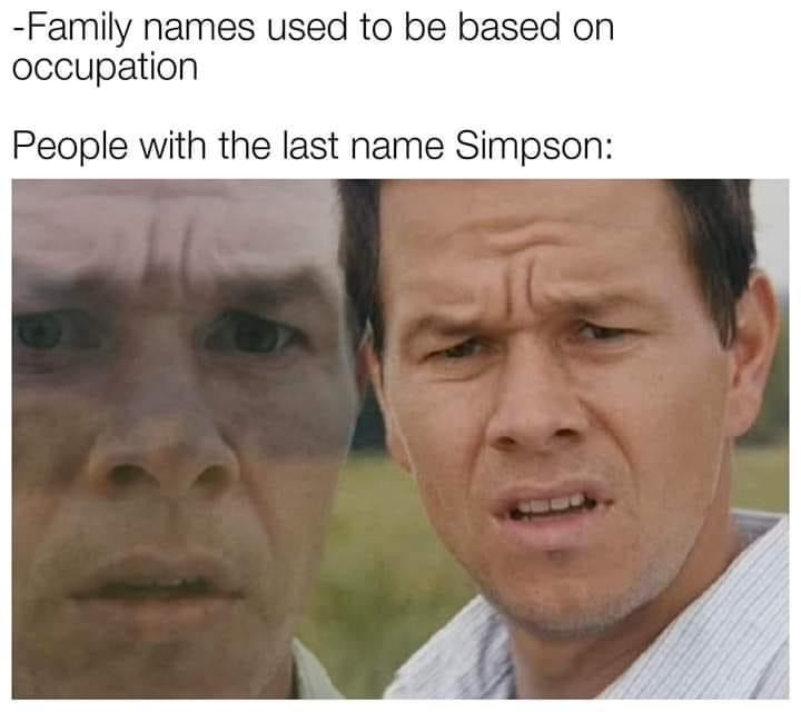 Funny Names Memes