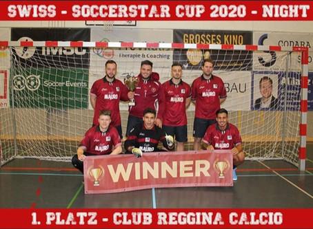 1. Turniesieg unserer Futsal 1. Mannschaft