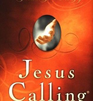 """JESUS CALLING"""