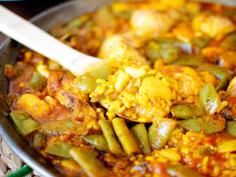 Different Types of Paella