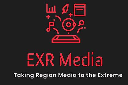 EXR Media red logo.png