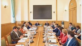 В Минобрнауки России обсудили развитие инклюзивного образования