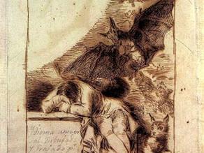 El sueño de la razón produce monstruos (1797)