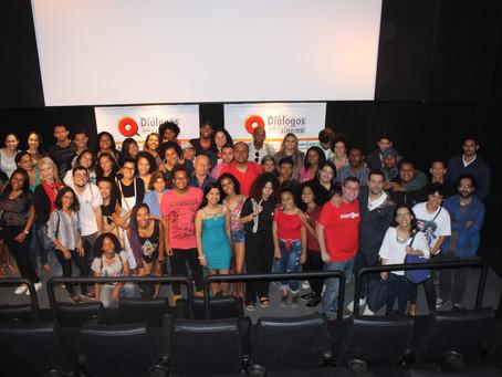 Ponto Solidário e IFRJ iniciam as atividades  de parceria no cinema Ponto Cine