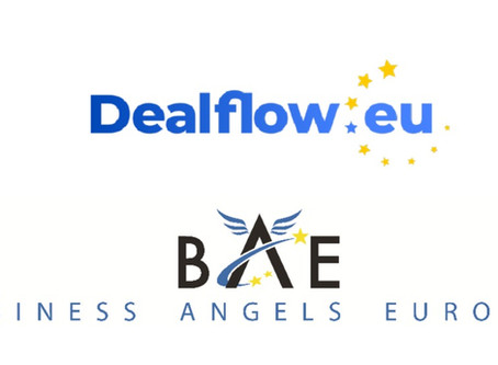 Business Angels Europe and Dealflow.eu announce partnership
