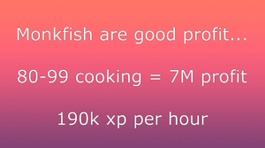 OSRS] Ultimate 1-99 Cooking Guide (Fastest/Cheapest/F2P/P2P/more!)