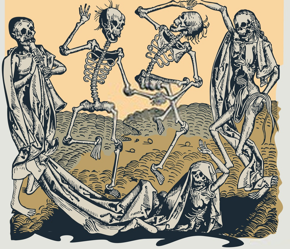 Dancing Plague: Epidemic Disease where 400 People Dance on the Street till Death