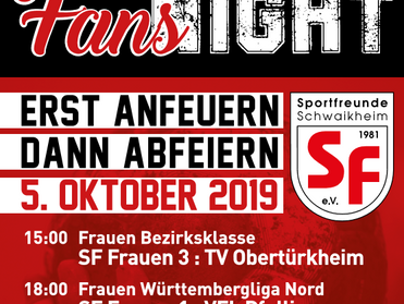 Players and Fans Night