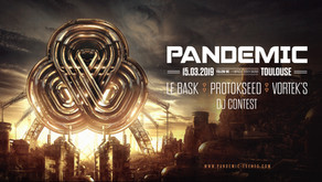 Pandemic / Toulouse - 15 Mars 2019