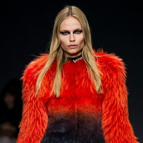 "Versace Ditches Fur: ""I Don't Want To Kill Animals To Make Fashion"""