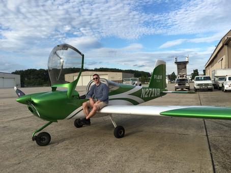 Checkride PASSED! - Private Pilot Kyle E.