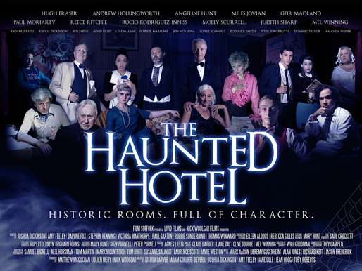 The Haunted Hotel film review