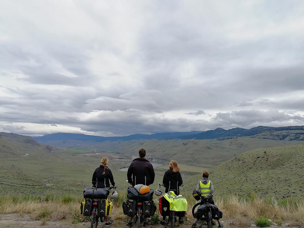 Tour du monde à vélo en famille