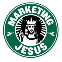 O nome de Jesus não vende mais?
