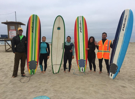 Surfing and Mental Health - An Interview with Kaylee Duncanson of OneWave Newport Beach