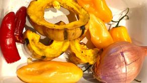 Habanero Delicata Squash Hot Sauce