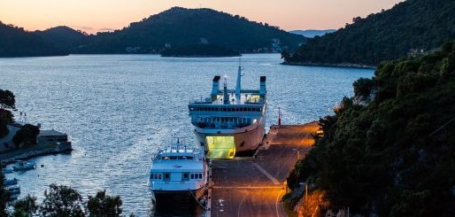 How to travel from Split to the island of Lastovo?