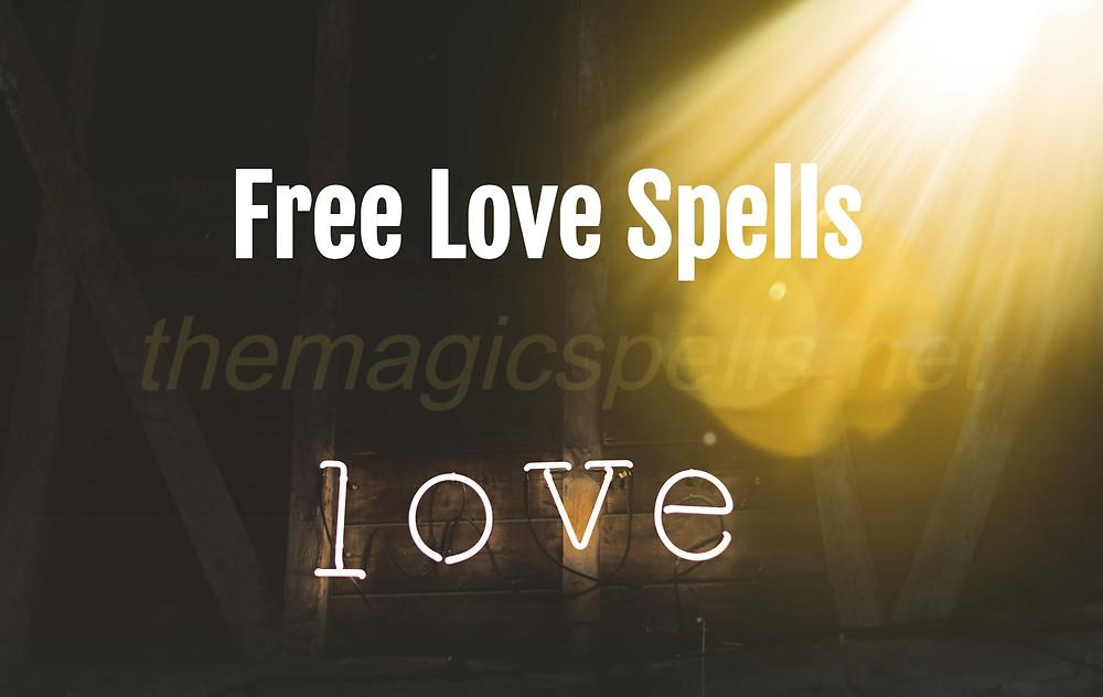Free Soul Mate Love Spell