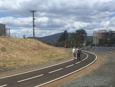Interim cycleway conditions to change