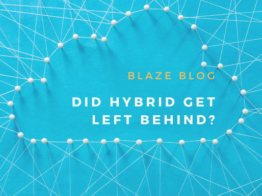 Did hybrid get left behind?