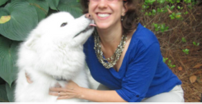 Tracie Barton-Barrett believes Animals Connect Us, and we agree.