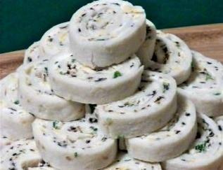 Pam's Tortilla Roll-ups