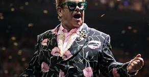 Elton John comemora 30 anos sem drogas