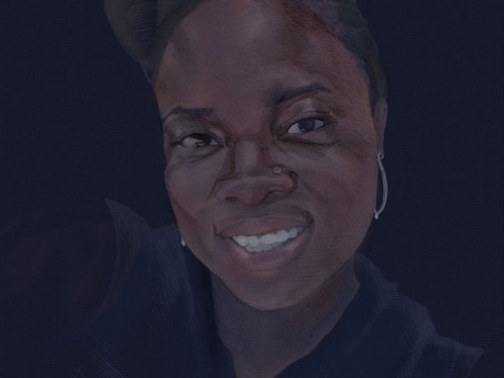 Throwback Thursdays - Sketch Sessions Portrait Practice