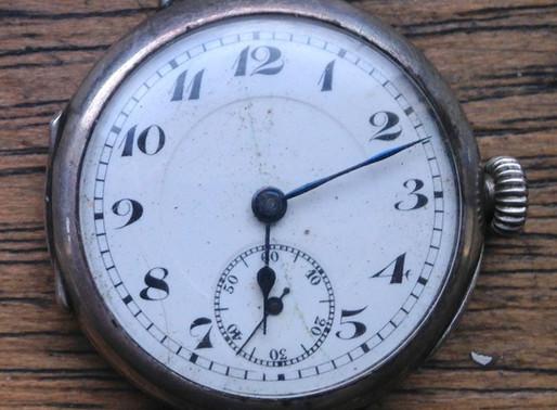 Early Helvetia 'Aeroplane' Watch?