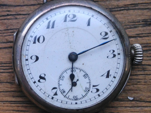Early Helvetia 'Aeroplane' Watch?