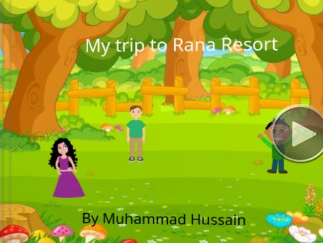 A Trip to Rana Resort by Muhammad Hussain
