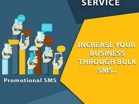 Bulk SMS Service Provider in Noida and Their Role in Business Enhancement