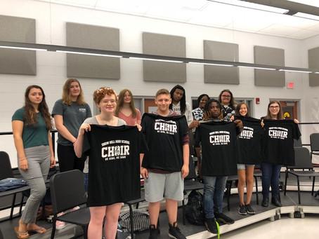 Choral Parents Meeting 10/1