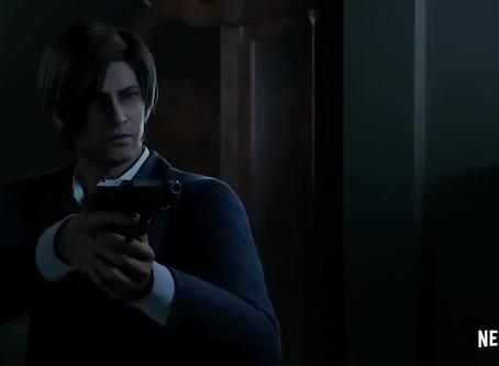 اعلان عن فلم Resident Evil: Infinite Darkness