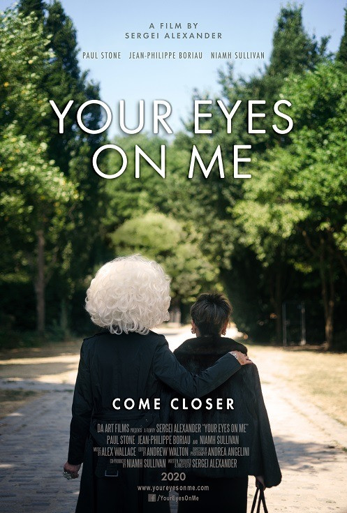 Your Eyes on Me Movie Poster