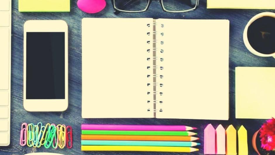 Como funciona a organização pessoal de um escritor