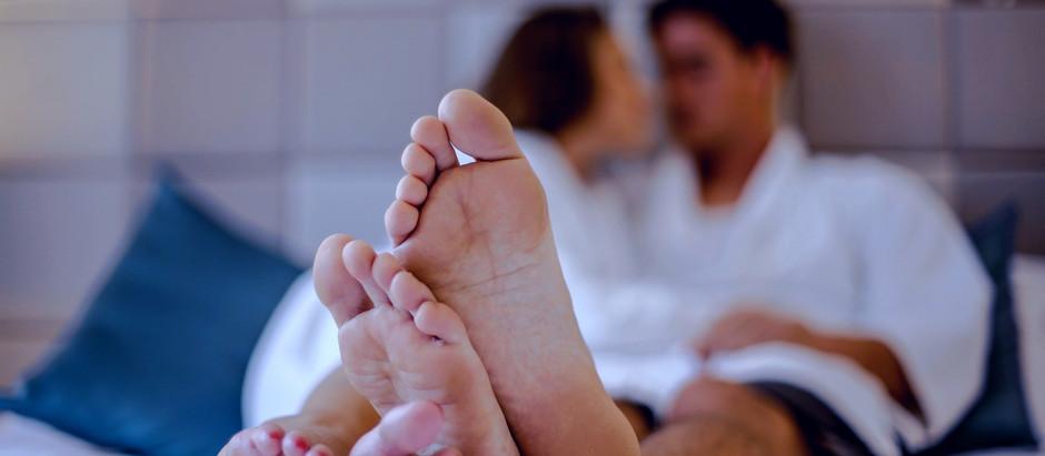 Falta de sexo não quer dizer que o casamento deve acabar