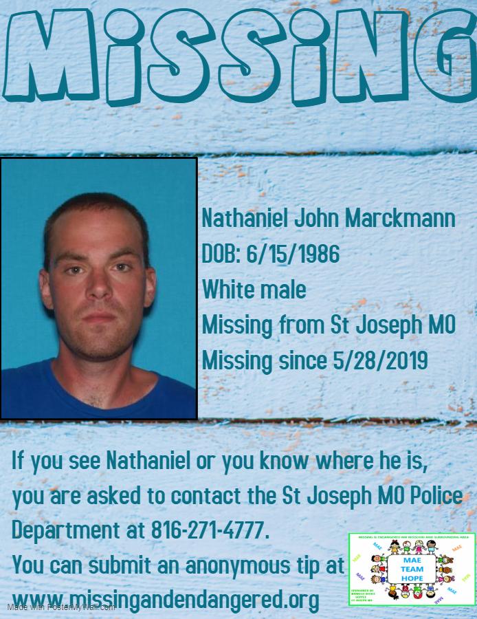 Nathaniel John Marckmann