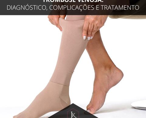 Trombose venosa: diagnóstico, complicações e tratamento.