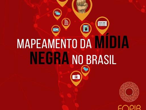 Fopir realiza Mapeamento da Mídia Negra no Brasil