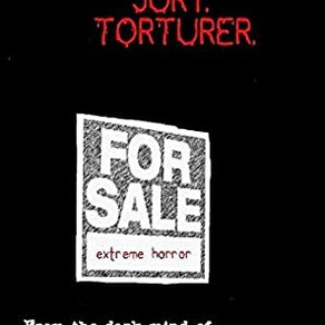 Verdict Realty #1: Judge. Jury. Torturer. By Sea Caummisar. Book Review.