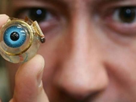 Un oeil bionique, pour les non-voyants