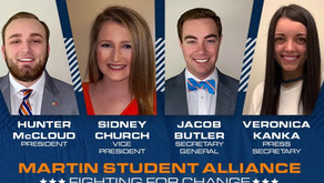 New SGA president to implement parking task force and host back-to-school party