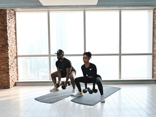 The Workout Duo We're Going Gaga Over